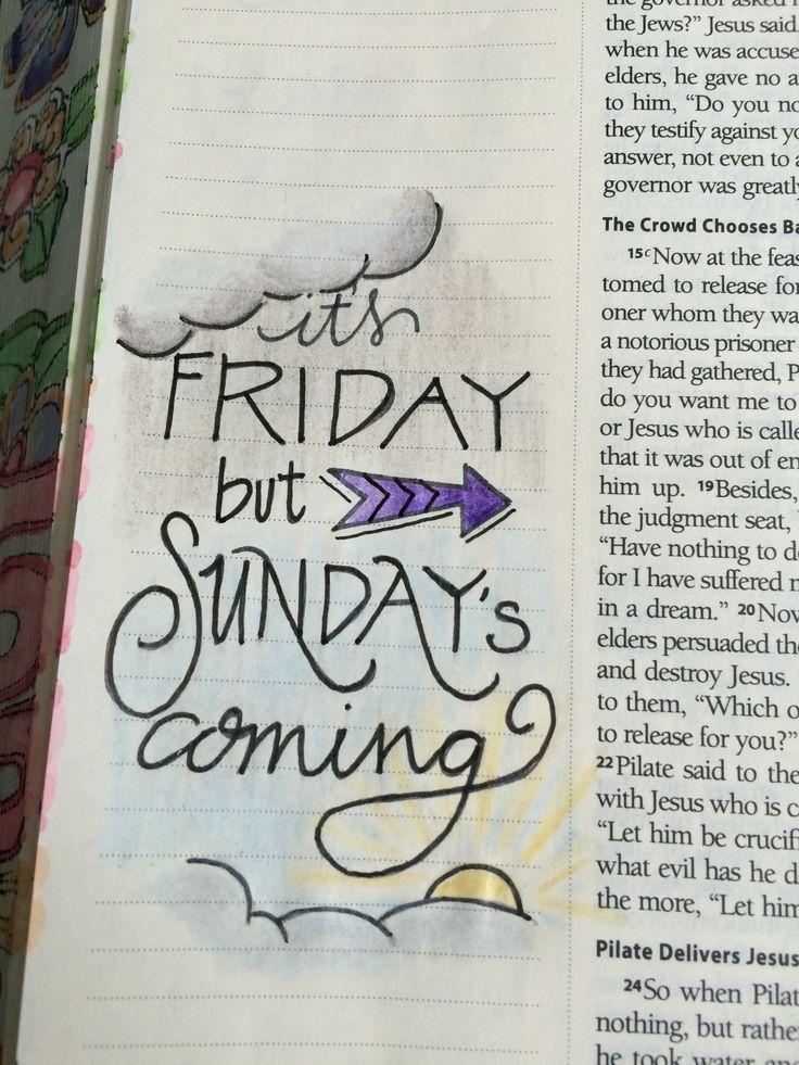 Good Friday - Bible Journaling by Nola