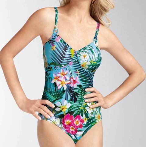 Amoena Sydney Mastectomy Swimsuit: 16