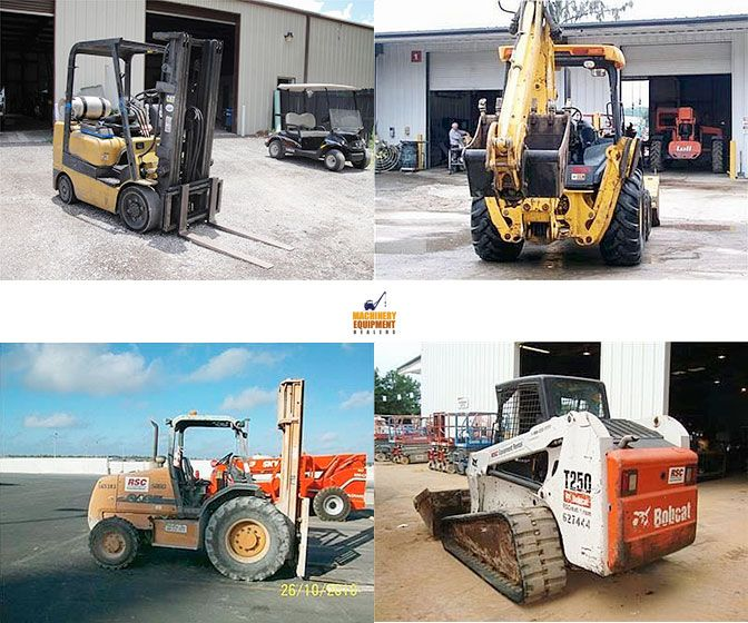 Browse #used_heavy_machinery & #construction_equipments through Rsc equipment rental in Scottsdale, Arizona, USA at MachineryEquipmentDealers.Com