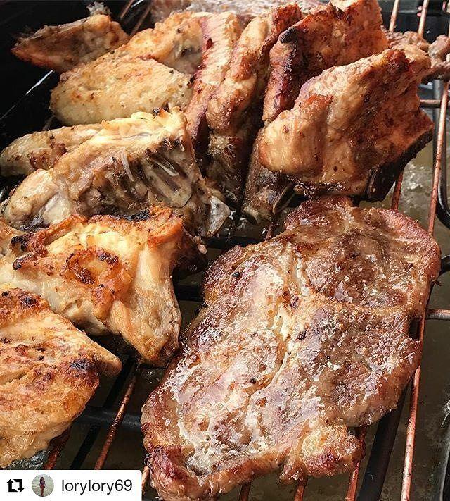 → #baccoperbaccoitalia → c'è più gusto a mangiare per bene! Grazie e ; @lorylory69 GRIGLIA TIME🍗🍖🍷🍷👩🏻🍳👩🏻🍳SOLO COSE BUONE IN CUCINA! → #carneallabrace #grillmeat #scatti_cucina #italianfood...