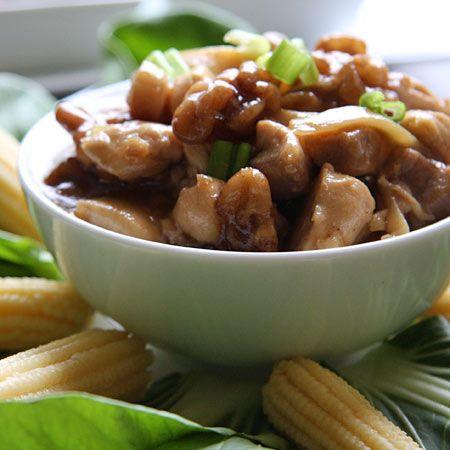 Jimmy Wong's Walnut Chicken