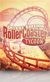 RollerCoaster Tycoon: Deluxe for download $5.99 - GOG.com