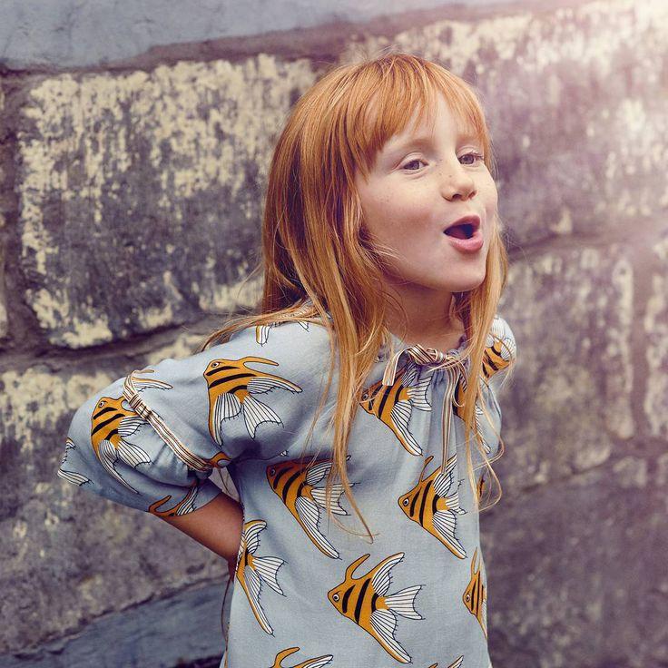 Fred & Ginger Sister, het merk voor zonnig eigenzinnige meisjes! #fredginger #fredgingersister #gingerkid #ikkoopbelgisch #meisjesmode #belgianfashion