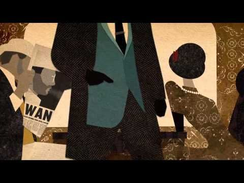 Award Winning Animation Short Film: The Thomas Beale Cipher. Love this animation style!