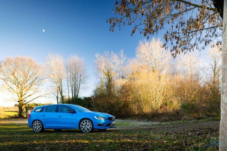 Volvo V60 Polestar Test: Kind of Blue