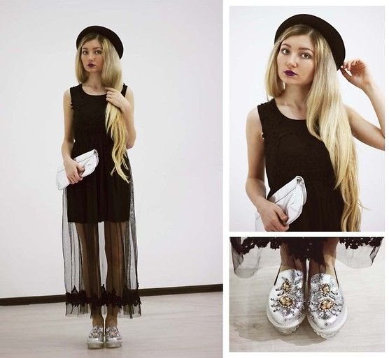 Udobuy Dress, Wholesale7 Shoes, Asos Hat