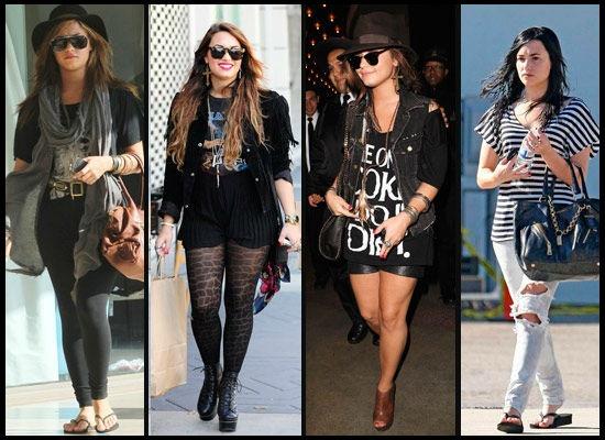 Demi Lovato Street Style Mtv Style Pinterest Style