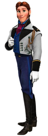 Hans from Disney's Frozen