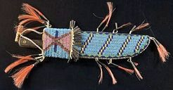 Sioux knife and shiv
