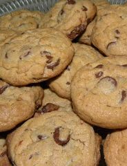 The best Chocolate Chip Cookie #Recipe ever! THIS TRULY IS THE BEST RECIPE EVER THAT'S WHY IM REPINING AGAIN!!!!!! TGreen
