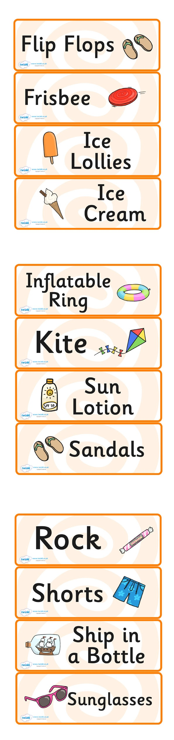 109 best seaside resources images on pinterest primary resources a set of labels showing the various items for sale in your souvenir shop absolutely fantastic to use as part of a seaside or souvenir shop role play geenschuldenfo Gallery