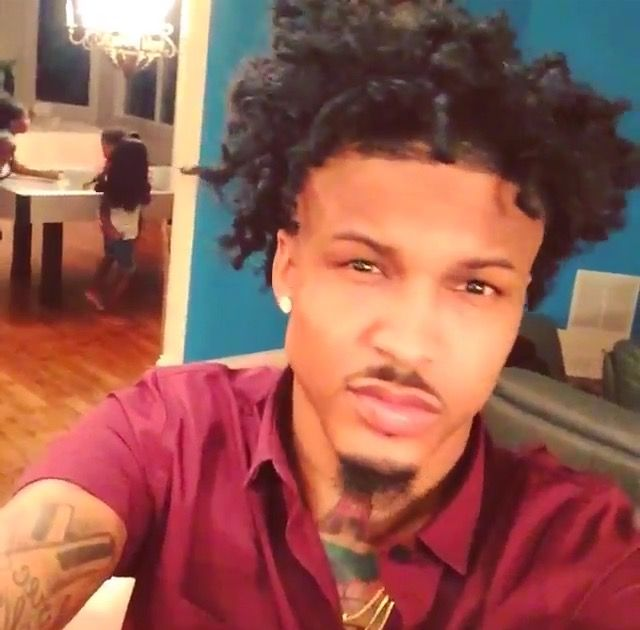August Alsina Hairstyle 292 Best Images About August