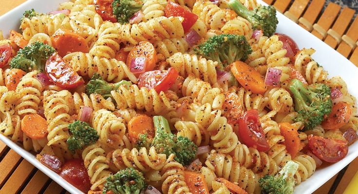 Pasta Salad Vinaigrette