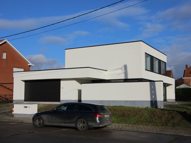 WONING DV_Moorslede (BEN-woning) – Architect Wim Vanacker