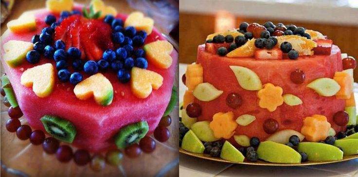 Diario di una Creamamma: Torte estive di sola frutta