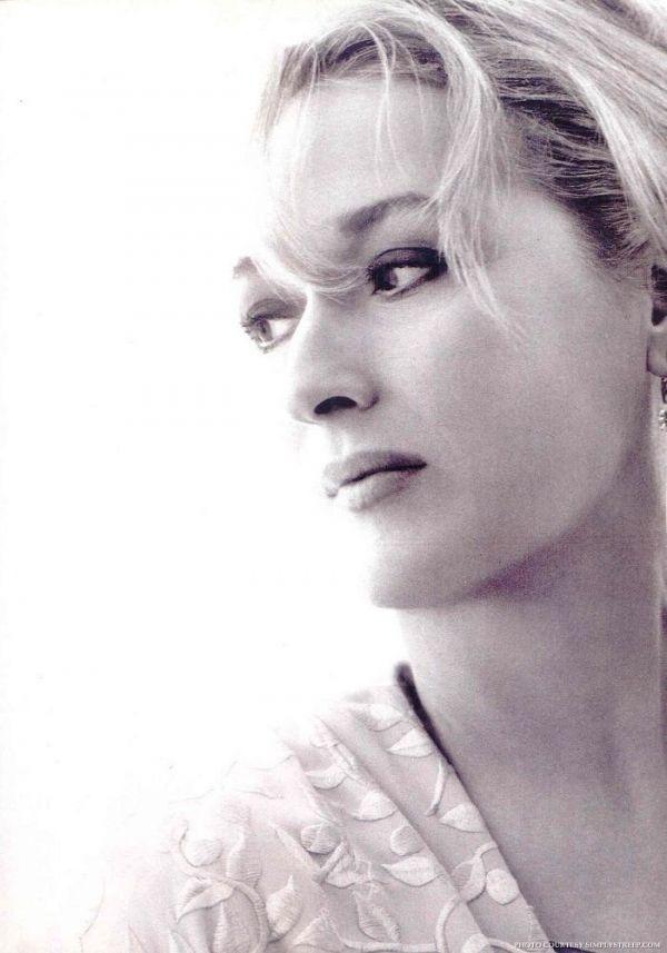 Meryl Streep <3 So happy right now