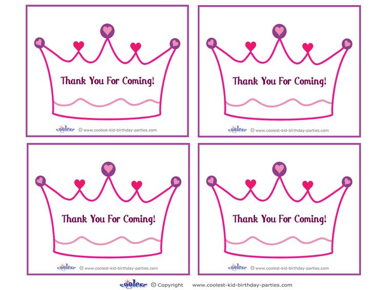 17 best images about Thank u printables – Printable Birthday Thank You Cards