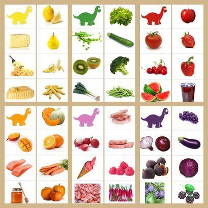 Pop mange de toute les couleurs