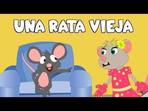 SUSANITA TIENE UN RATON, LA GALLINA TURULECA, canciones infantiles, - YouTube