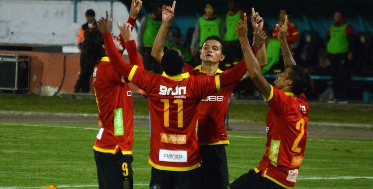 Fuerza Amarilla vs Deportivo Cuenca en vivo 23 junio 2017 - Ver partido Fuerza Amarilla vs Deportivo Cuenca en vivo 23 de junio del 2017 por la Primera A Ecuador. Resultados horarios canales de tv que transmiten.