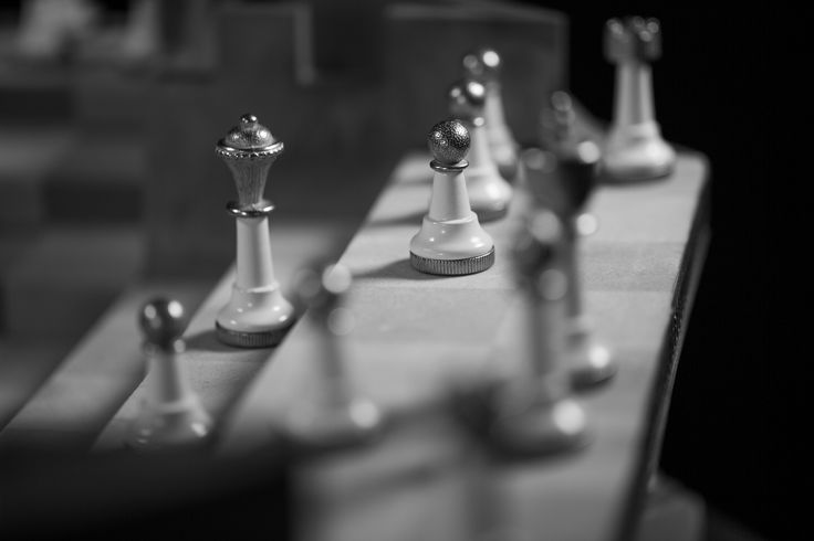 The next frontier in one on one Chess strategy. #4K1W #4kings1war #chess
