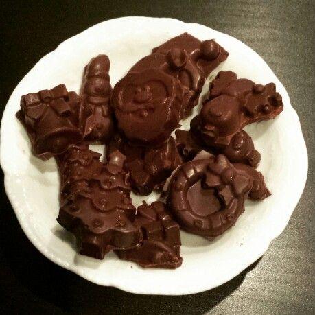 Bonbons #Christmas #homemade #chocolate