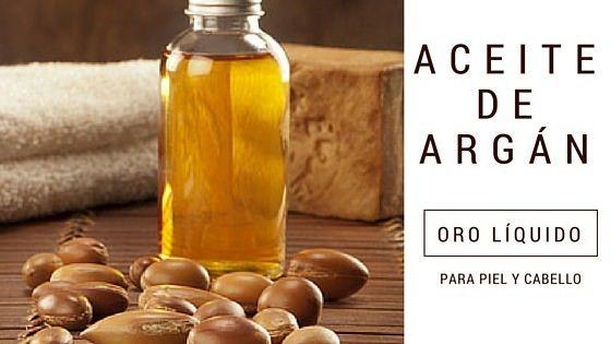 Aceite de argán, propiedades y usos para el pelo y la piel. Hidrata, regenera, rejuvenece... descúbrelo aquí!