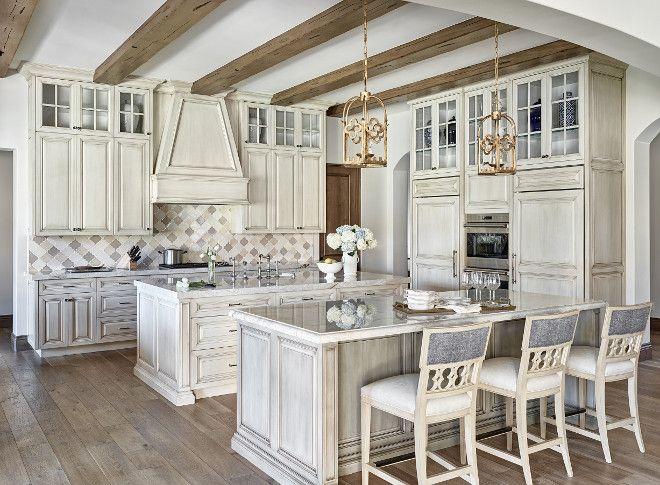Kitchen Design Ideas Off White Cabinets 1580 best beautiful kitchens images on pinterest | kitchen ideas