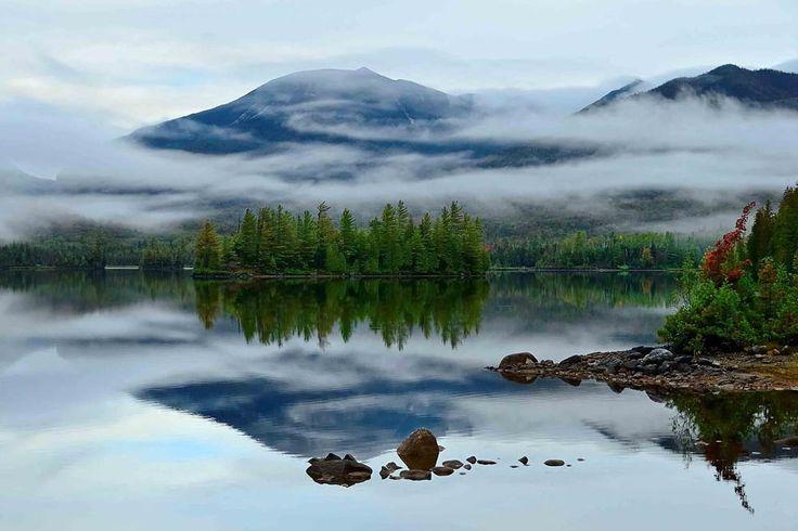Elk Lake near North Hudson, Adirondack Park, New York. Photo credit: © Gary D. Paige