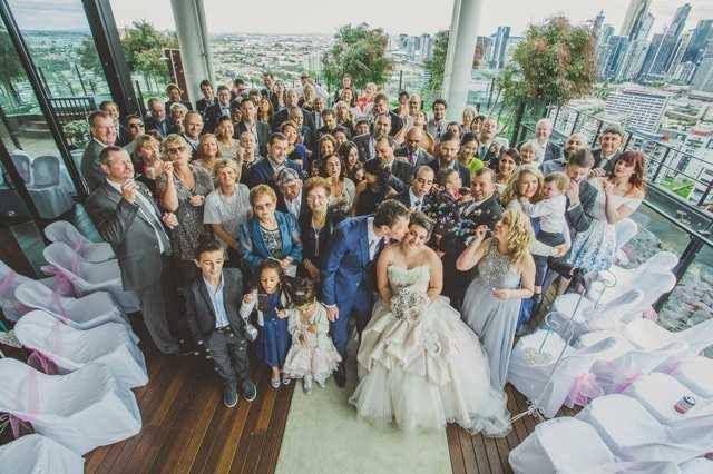John & Alicia   Real Wedding   Brides of Melbourne   Melbourne Wedding