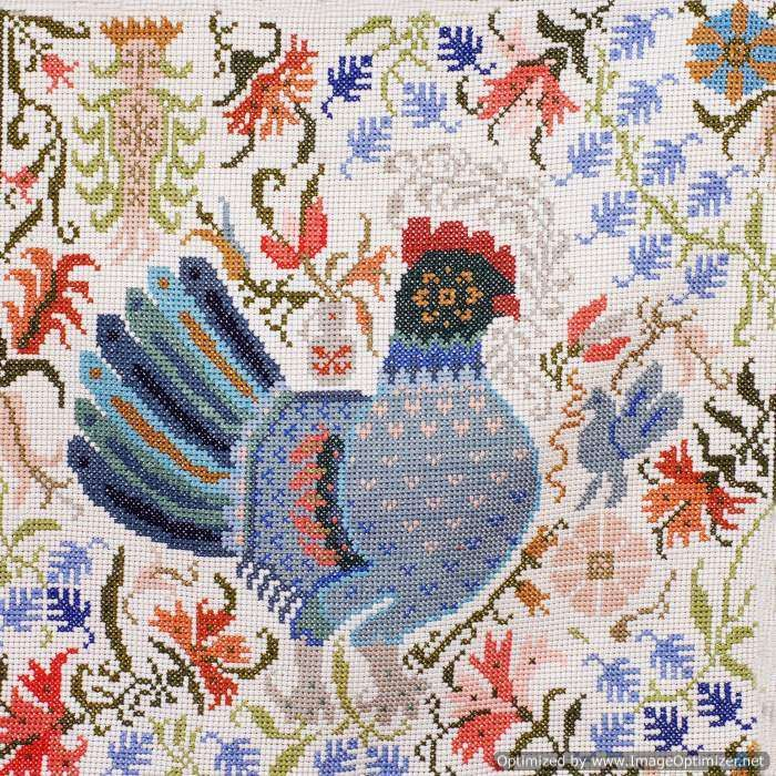 traditional greek crossstitch