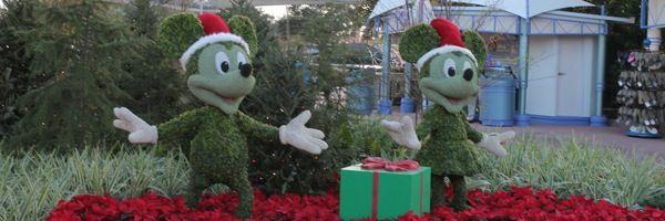 Disfrutando de la temporada navideña en Walt Disney World - Secretos De La Florida - Información en Español sobre Disney World, Universal St...