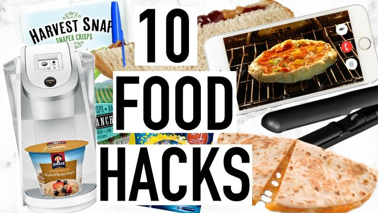 10 Food Life Hacks! Dorm Food Hacks For LAZY College Students!  10 Food Life Hacks, College Food Hacks, Hacks For Lazy People, Weird Back To School Life Hacks Every College Student Should Know, Dorm Food Hacks For Lazy College Students, 10 Life Hacks For Lazy College Students, 10 Life Hacks Every College Student Should Know! Food Hacks!