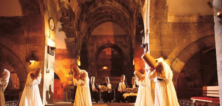 Take a journey into the history with Seljuks who ruled Anatolia before the Ottomans did leaving majestic structures...