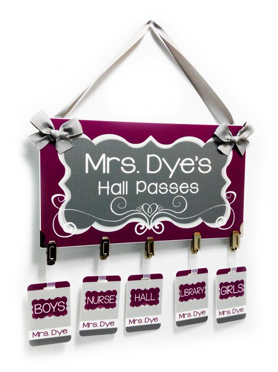 classroom hall passes girls boys simple and elegant by kasefazem