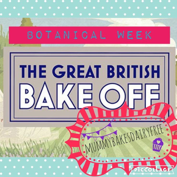 Another new theme for this year's Great British Bake Off- Botanicals! It is also the week I have struggled most with! The three bakes this week were- a citrusy meringue pie for the signature,…