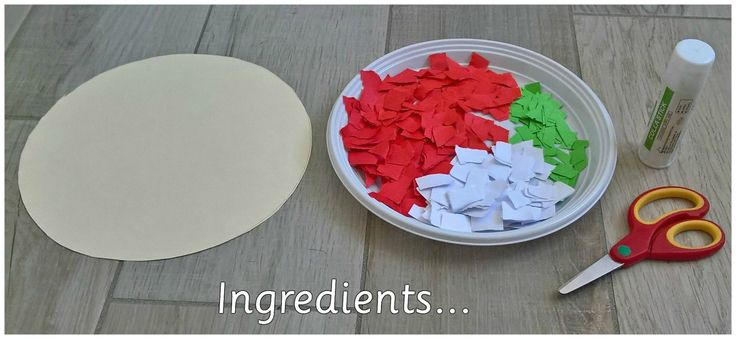 PIZZA INGREDIENTS. Easy homemade #pizza for kids.  #education #activityforkids #worksheets