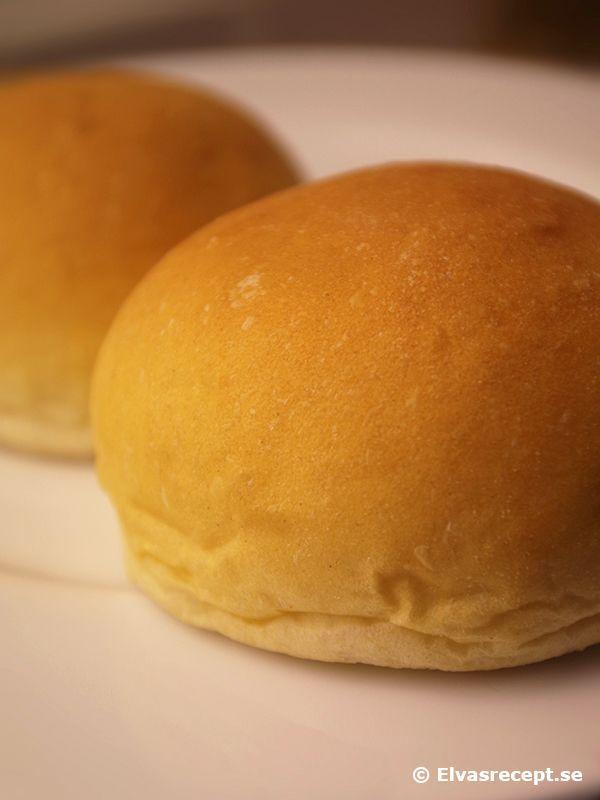 Recept På Perfekta, Saftiga Hamburgerbröd
