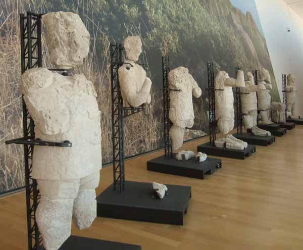Mostra Mont'e Prama 19742014 e statue 3D del CRS4 - Mostre #Sardegna