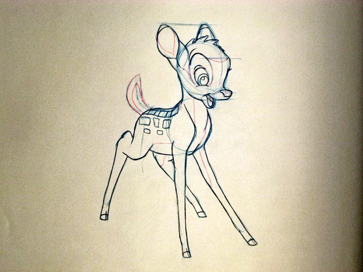 Walt Disney Animation - Bambi - Walt Disney Characters Photo (24543812) - Fanpop fanclubs