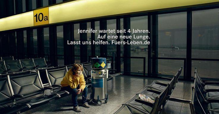 #Organspende: Jennifer kann endlich aufatmen
