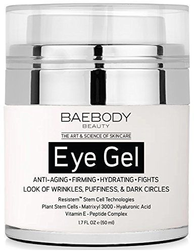 Baebody Eye Gel for Dark Circles, Puffiness, Wrinkles and... http://amzn.to/2kvHPX5