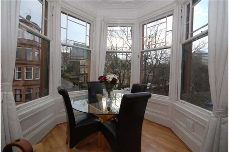 Double glazing sash windows.