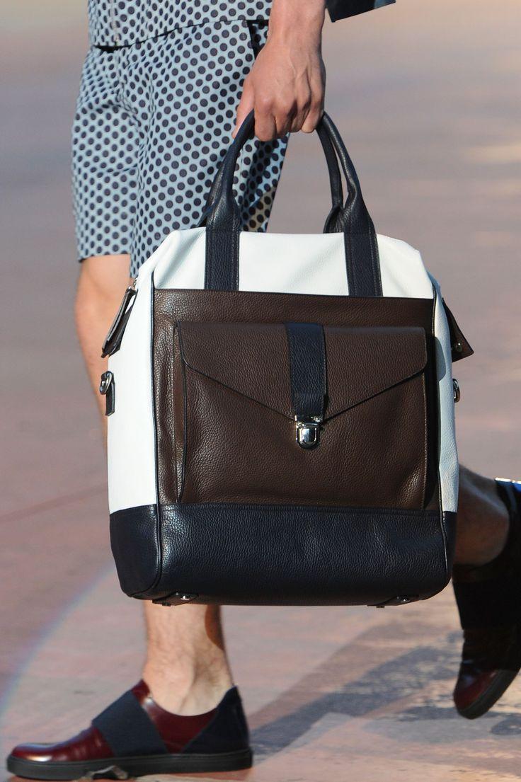 Antonio Marras Spring/Summer Men's Bag Collection 2015