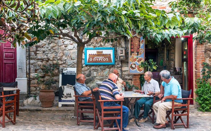 Basic Words and Phrases for Your Trip to Greece