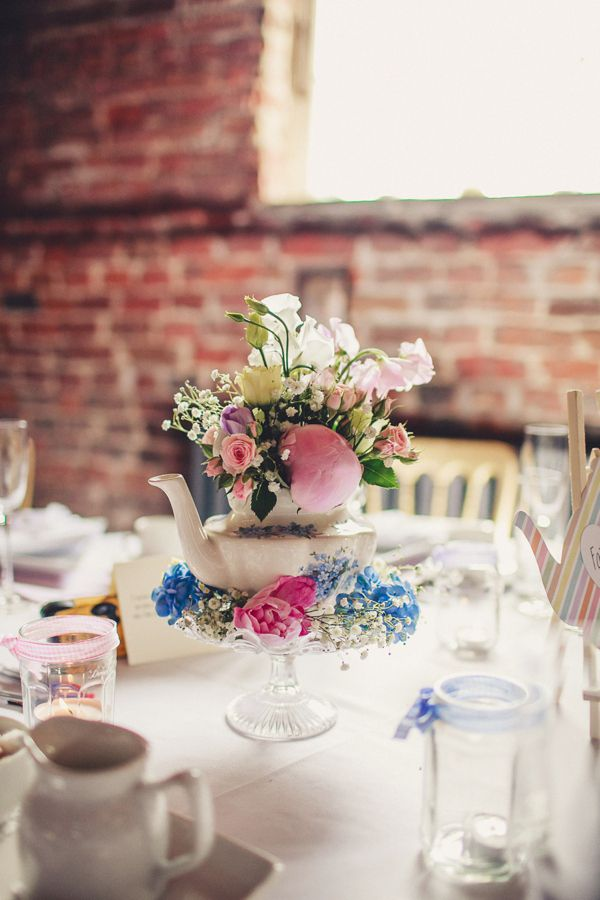 A Very British 50′s Retro and Colourful Afternoon Tea Style Wedding   Love My Dress® UK Wedding Blog
