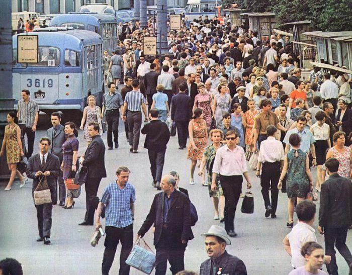 снимки старой Москвы » RadioNetPlus.ru развлекательный портал