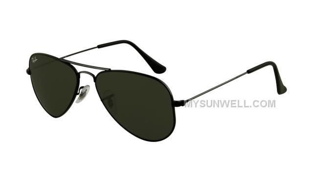 http://www.mysunwell.com/polarized-181333.html RAY BAN RB3044 AVIATOR SUNGLASSES BLACK FRAME CRYSTAL DEEP GREEN FOR SALE Only $25.00 , Free Shipping!