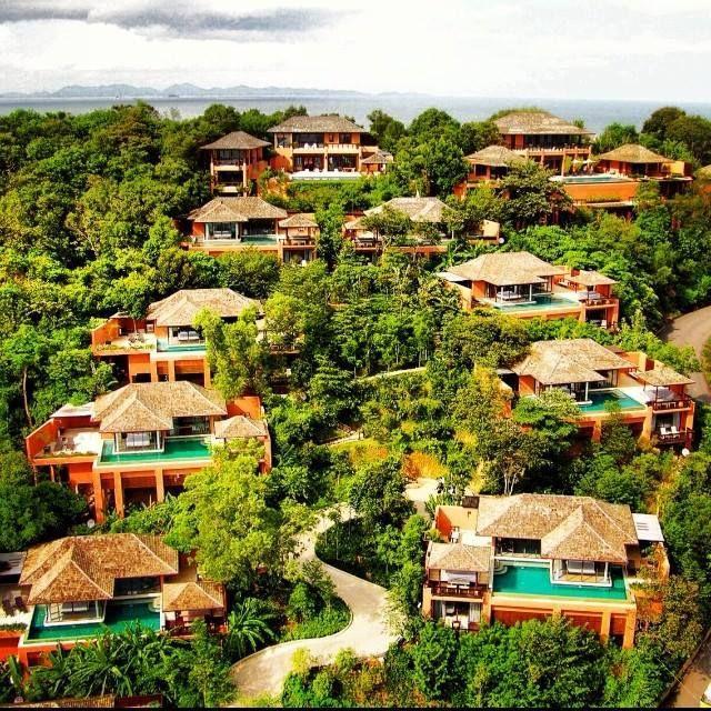 16 best images about sri panwa resort phuket on pinterest. Black Bedroom Furniture Sets. Home Design Ideas