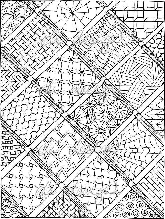 Line Design Doodle Art